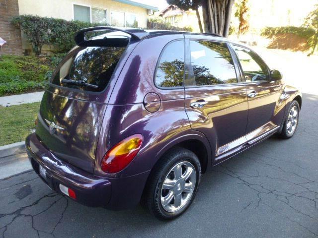 2004 Chrysler PT Cruiser Limited Edition 4dr Wagon - Altadena CA