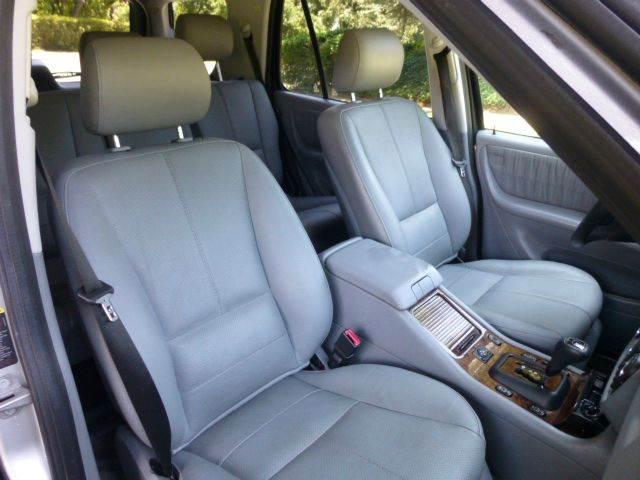 2003 Mercedes-Benz M-Class AWD ML 320 4MATIC 4dr SUV - Altadena CA