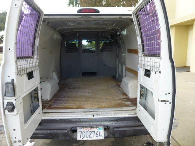 2003 Dodge Ram Cargo 2500 Maxi 3dr Extended Cargo Van - Altadena CA