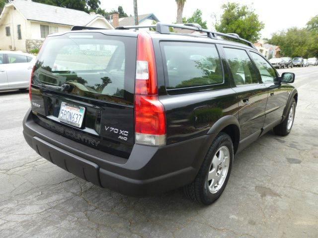 2001 Volvo V70 AWD 4dr XC Turbo Wagon - Altadena CA