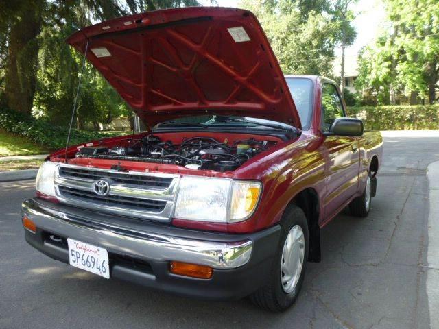 1998 Toyota Tacoma 2dr Standard Cab SB - Altadena CA