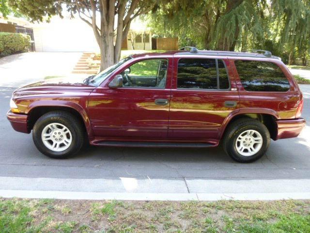 2002 Dodge Durango SLT Plus 2WD 4dr SUV - Altadena CA