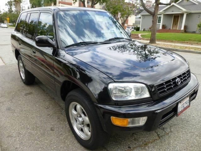 2000 Toyota RAV4 L Special Edition 4dr SUV - Altadena CA