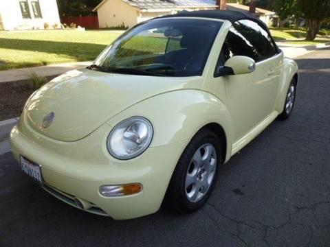 2003 Volkswagen New Beetle for sale in Altadena, CA