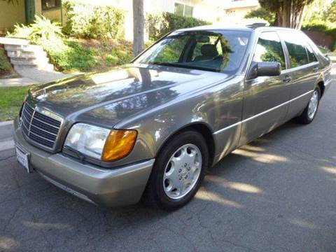 1994 mercedes benz s class for sale. Black Bedroom Furniture Sets. Home Design Ideas
