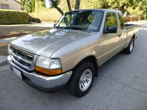 1999 ford ranger for sale for Andy yeager motors in harrison arkansas