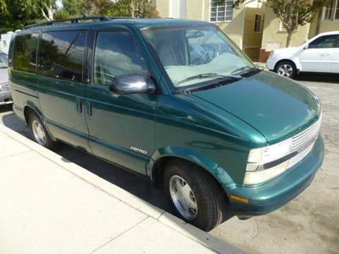1998 Chevrolet Astro for sale in Altadena, CA