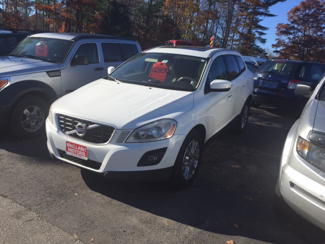 2010 volvo xc60 t6 awd 4dr suv in topsham me brillant motors. Black Bedroom Furniture Sets. Home Design Ideas