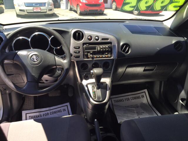 2004 Toyota Matrix