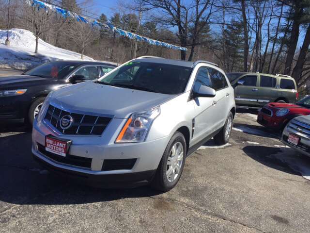 2011 cadillac srx luxury collection awd 4dr suv in topsham me brillant motors. Black Bedroom Furniture Sets. Home Design Ideas