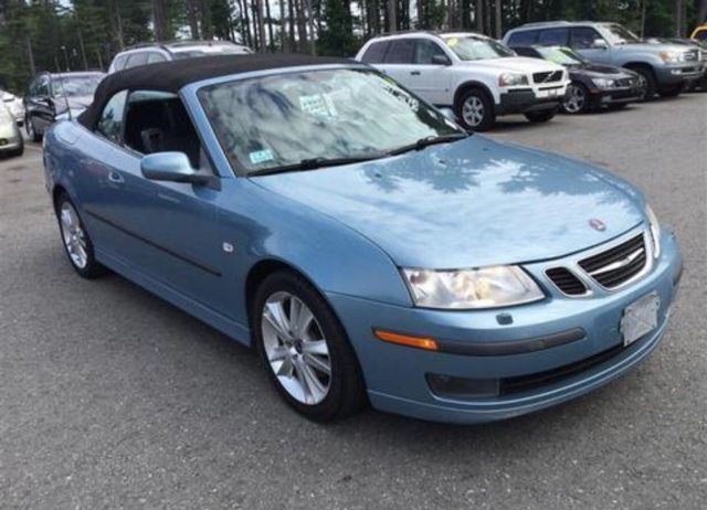 2007 Saab 9 3 2 0t 2dr Convertible In Topsham Me