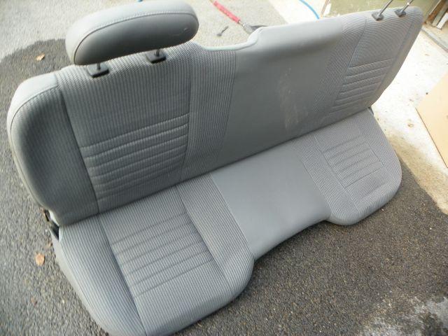 2006 DODGE RAM SEAT REAR SEAT