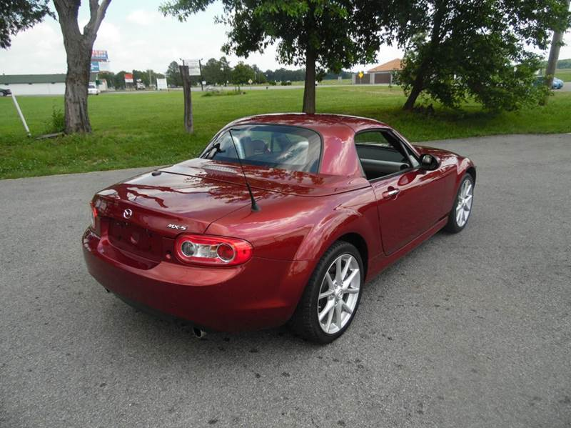 2010 mazda mx 5 miata grand touring 2dr convertible 6a w. Black Bedroom Furniture Sets. Home Design Ideas