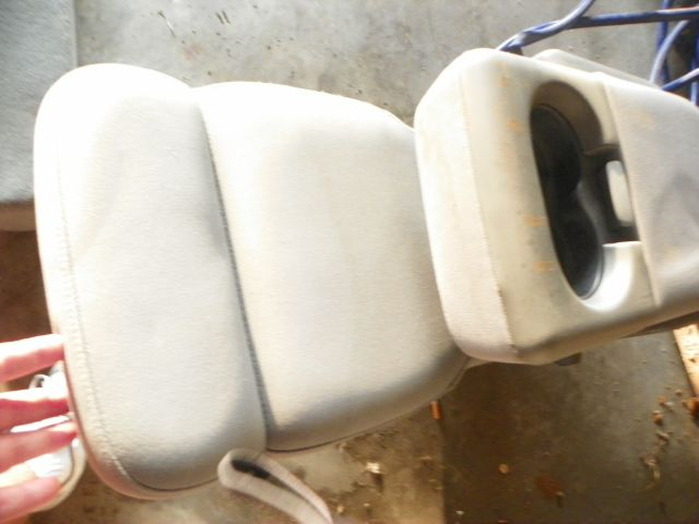 2006 FORD CENTER SEAT F-150 CENTER SEAT