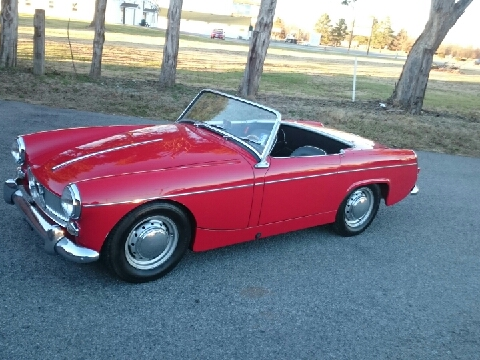 1963 MG Midget for sale in Herrin, IL