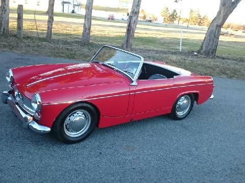 1963 MG Midget for sale in Herrin, IL