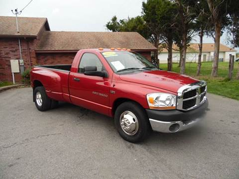 2006 Dodge Ram Pickup 3500 for sale in Herrin, IL