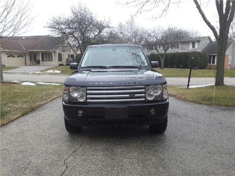 2005 Land Rover Range Rover for sale in Milwaukee, WI