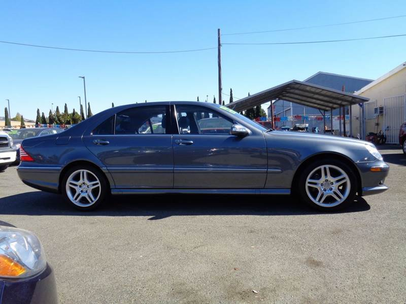2006 Mercedes-Benz S-Class S 430 4dr Sedan - Vallejo CA