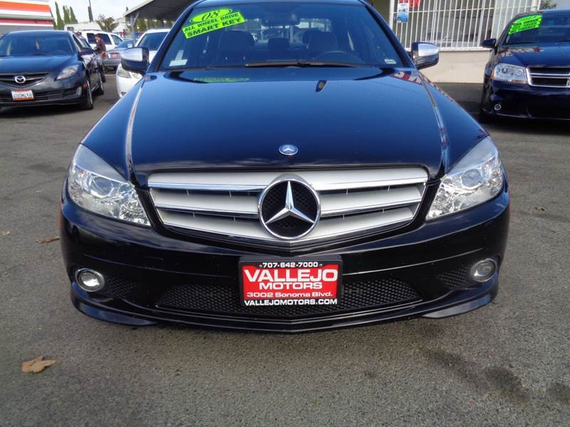 2008 Mercedes Benz C Class C300 Sport 4matic Awd 4dr Sedan