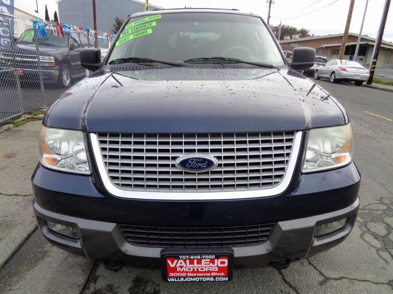 2004 Ford Expedition Xlt 4wd 4dr Suv In Vallejo Ca