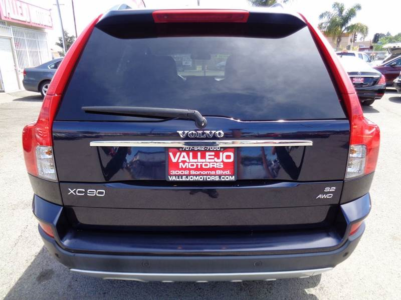 2008 Volvo XC90 3.2 Special Edition AWD 4dr SUV - Vallejo CA