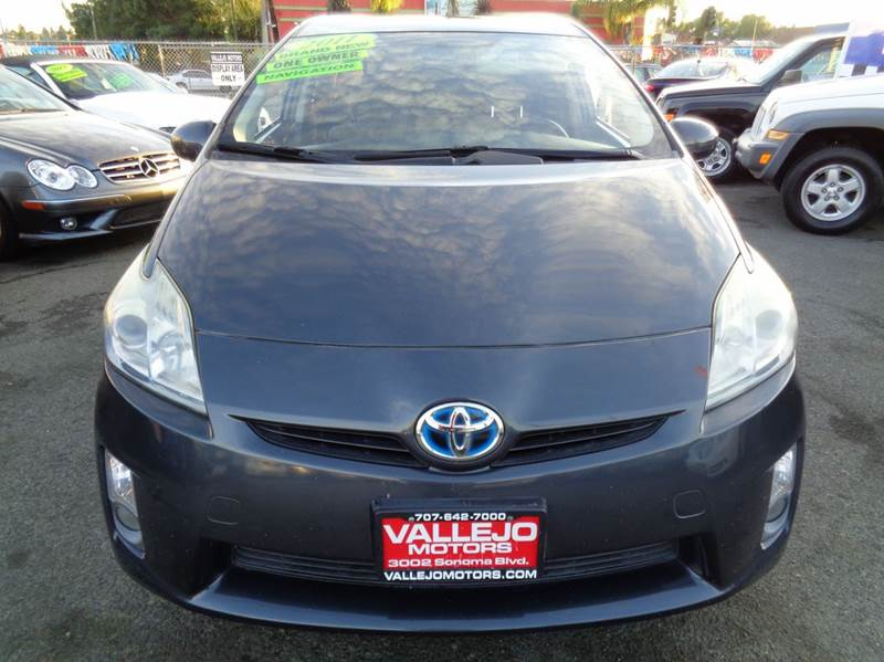 2011 Toyota Prius Iii 4dr Hatchback In Vallejo Ca