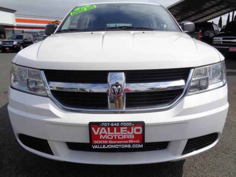 2010 Dodge Journey SE 4dr SUV - Vallejo CA