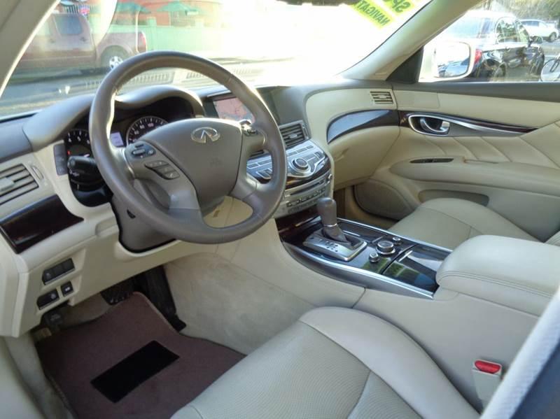 2011 Infiniti M37 Base 4dr Sedan - Vallejo CA