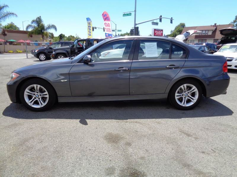 2008 BMW 3 Series 328i 4dr Sedan SA - Vallejo CA