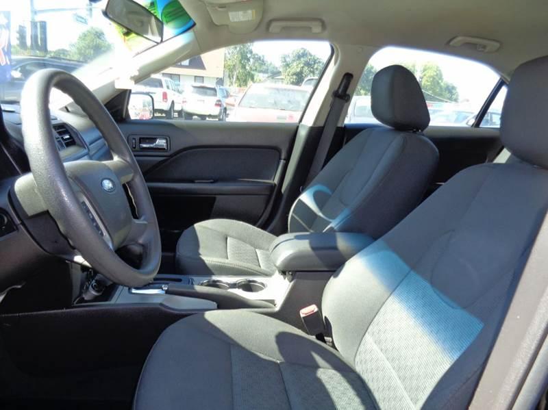 2010 Ford Fusion SE 4dr Sedan - Vallejo CA