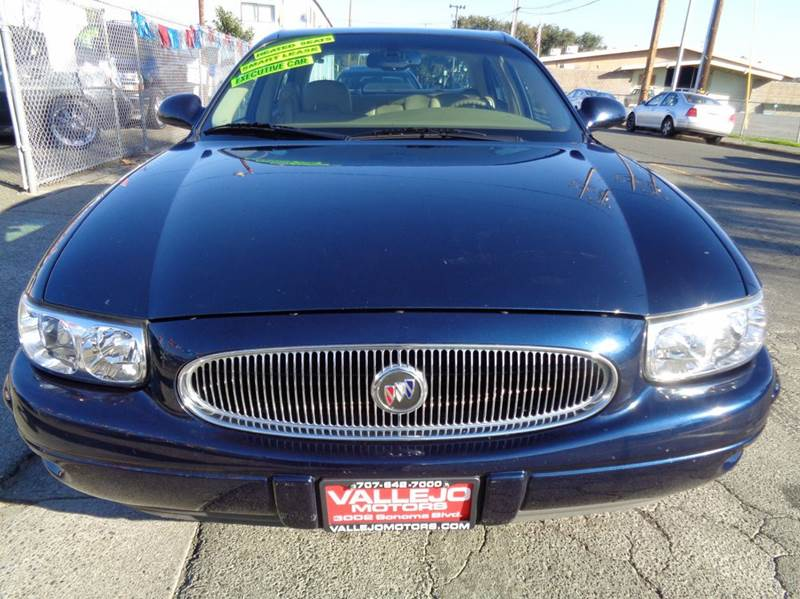2004 Buick Lesabre Limited 4dr Sedan In Vallejo Ca