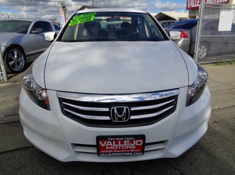 Used Honda For Sale Vallejo Ca