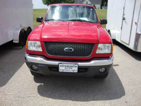 2001 Ford Ranger for sale in Bancroft, IA