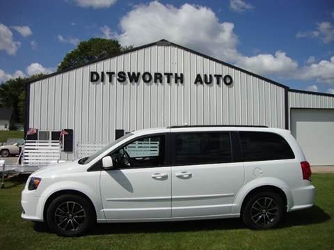 2017 Dodge Grand Caravan for sale in Bancroft, IA