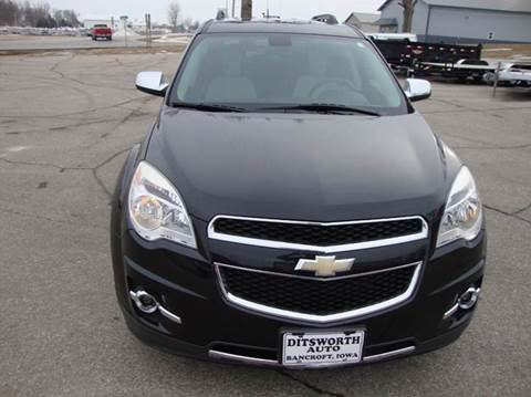 2010 Chevrolet Equinox for sale in Bancroft, IA