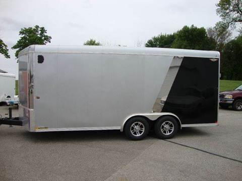 2017 H&H 8X18 for sale in Bancroft, IA