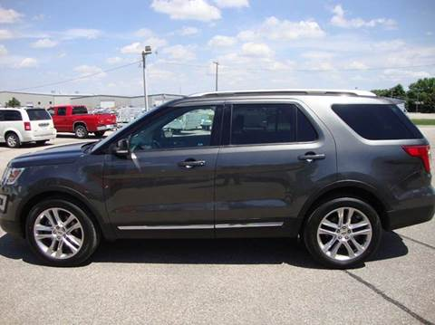 2016 Ford Explorer for sale in Bancroft, IA