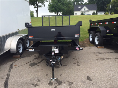 2017 H&H 5.5 X 10 for sale in Bancroft, IA