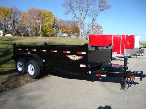 2017 H&H 83-14 for sale in Bancroft, IA