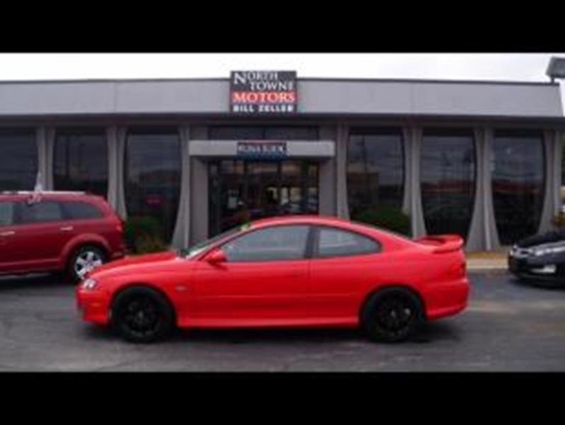 Valley Imports Fargo >> Pontiac GTO For Sale - Carsforsale.com
