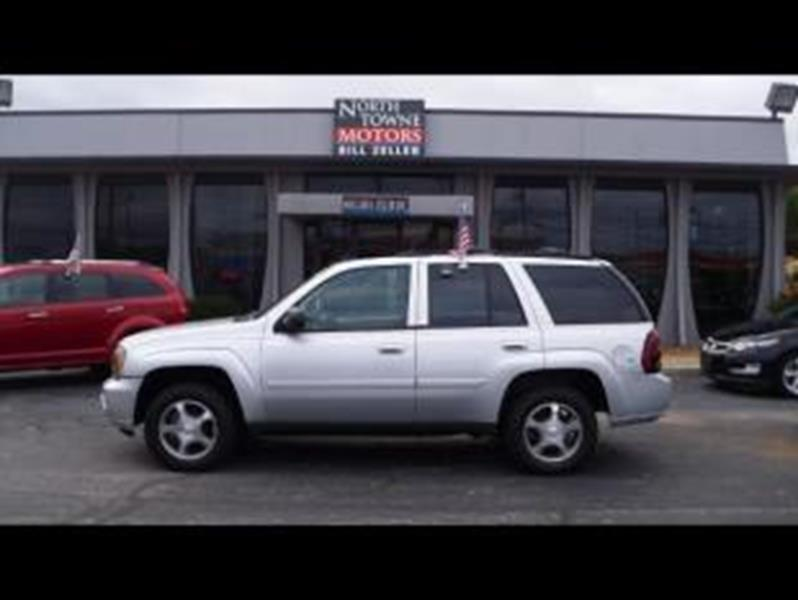 2009 chevrolet trailblazer for sale for Northtowne motors defiance oh