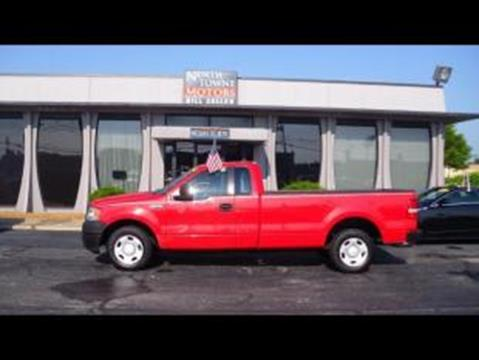 2006 Ford F-150 for sale in Defiance, OH