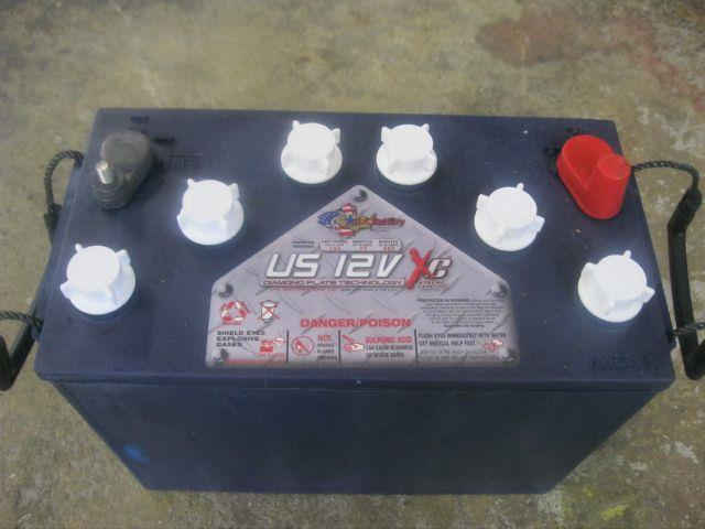 2013 US BATTERY 12 VOLT