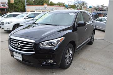 2013 Infiniti JX35 for sale in Brooklyn, NY