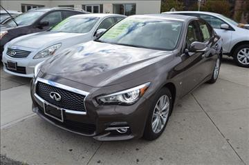 2015 Infiniti Q50 for sale in Brooklyn, NY