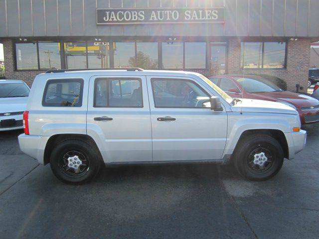 2008 Jeep Patriot 4x4 Sport 4dr SUV w/CJ1 Side Airbag Package - Nashville TN