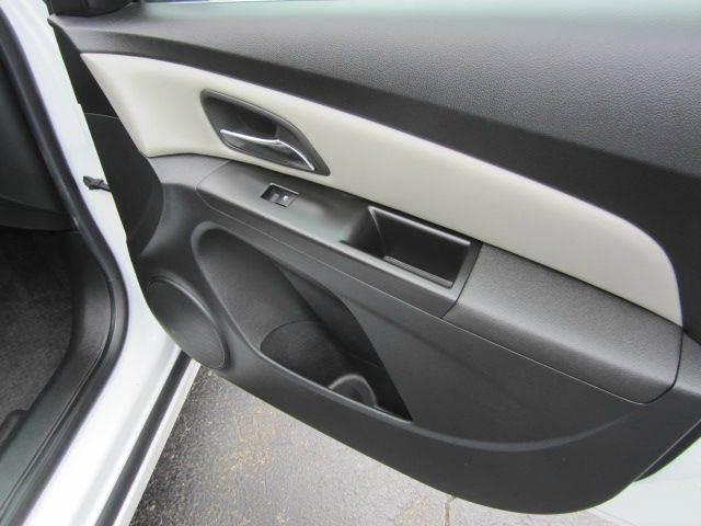 2012 Chevrolet Cruze LS 4dr Sedan - Nashville TN