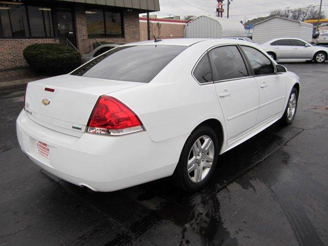 2013 Chevrolet Impala LT Fleet 4dr Sedan - Nashville TN