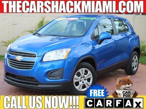 2016 Chevrolet Trax for sale in Hialeah, FL